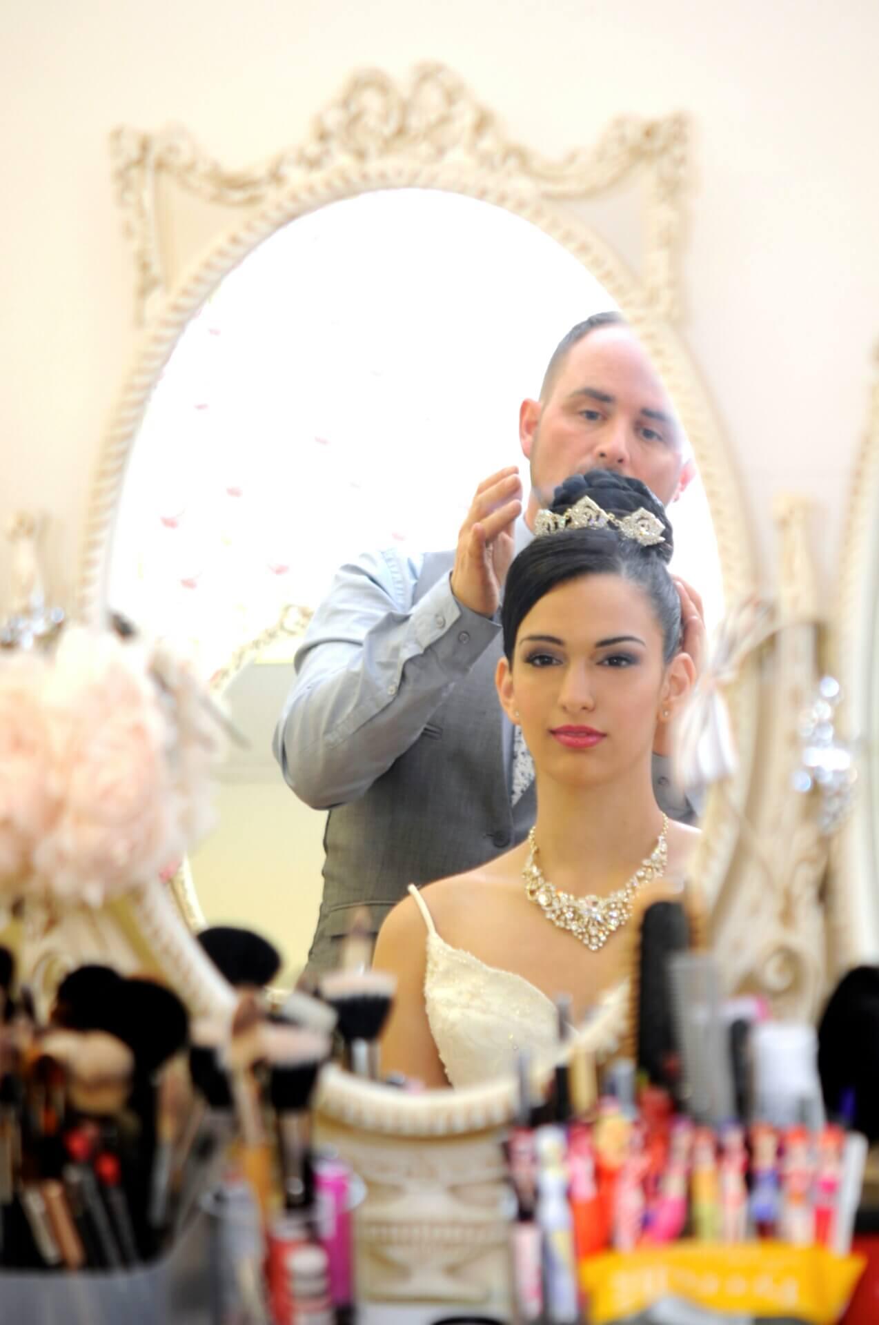 Alyn Waterman - Wedding hair & Makeup