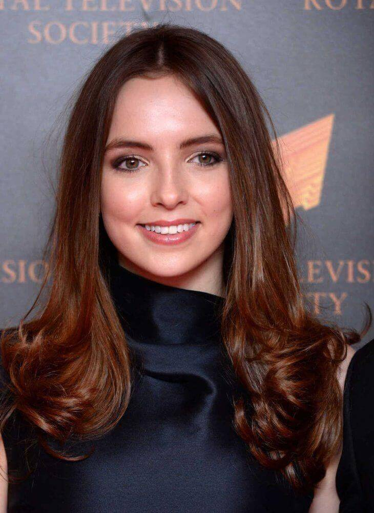 Makeup for Jodie Comer at The RTS Awards