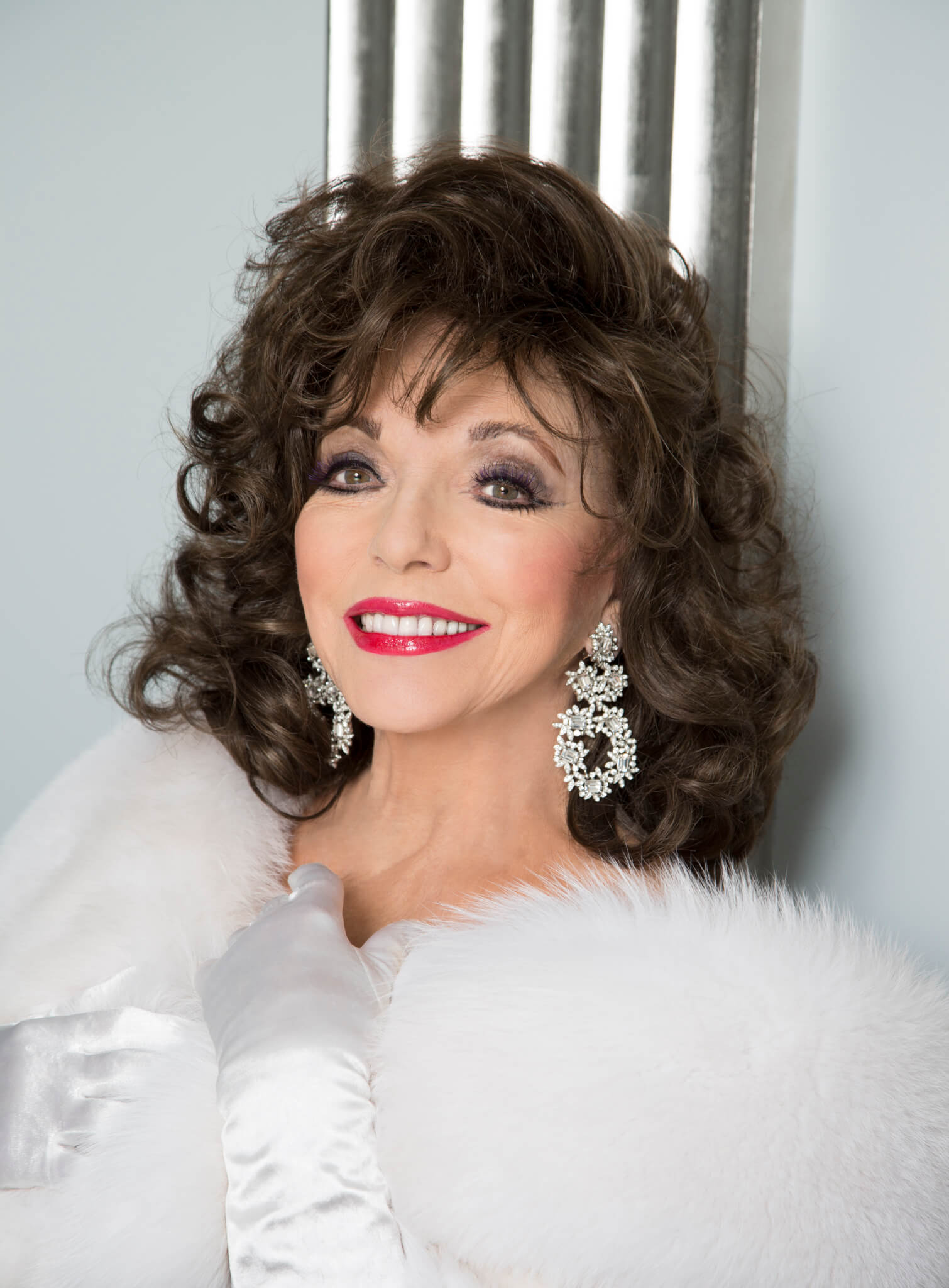 Dame Joan Collins UnscriptedTour