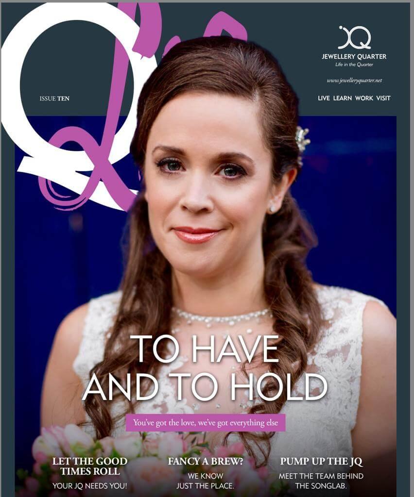 Quarter Magazine Bridal Special