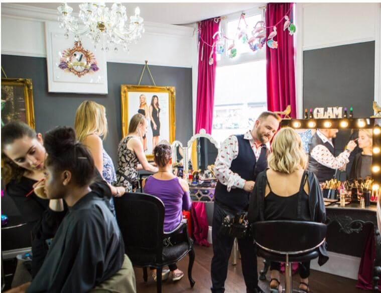 Alyn Waterman Make up and Hair Studio
